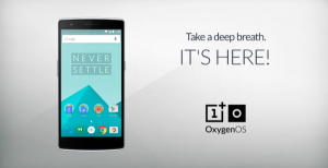 Download & Install OxygenOS on OnePlus One - 3