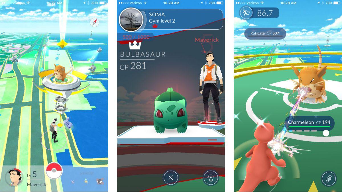 download latest pokemon go mod apk