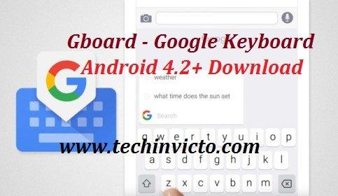 Gboard - Google Keyboard 6 2 22 152468817 armeabi-v7a (nodpi