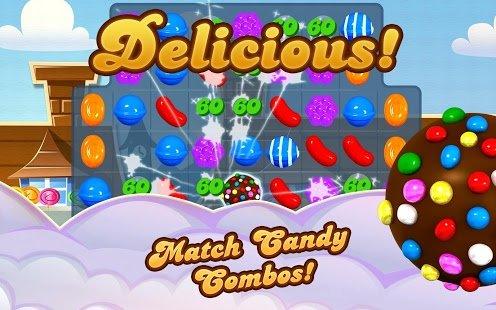 Candy Crush Soda Saga v1.89.6 MOD Hack APK Unlimited - 1