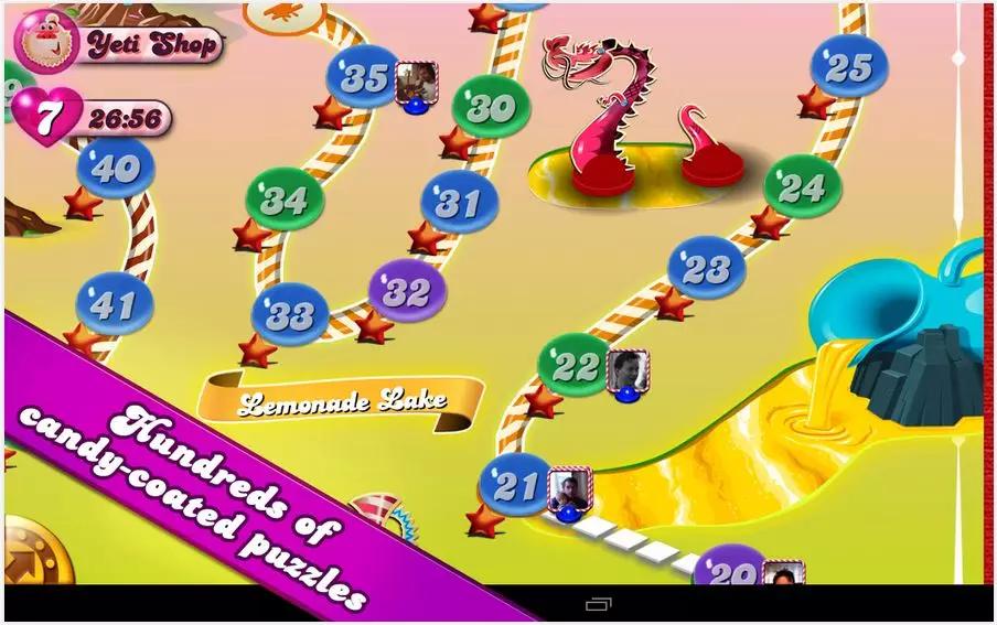 Candy Crush Soda Saga v1.89.6 MOD Hack APK Unlimited - 3