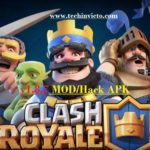 Clash Royale 1.8.7 Unlimited Mod APK 2017 - FEATURED IMAGE