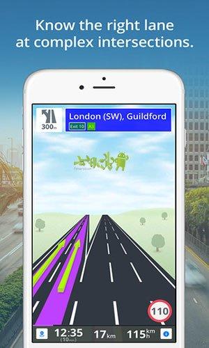 Download Sygic GPS Navigation & Maps v17 1 0 Patched APK Crack