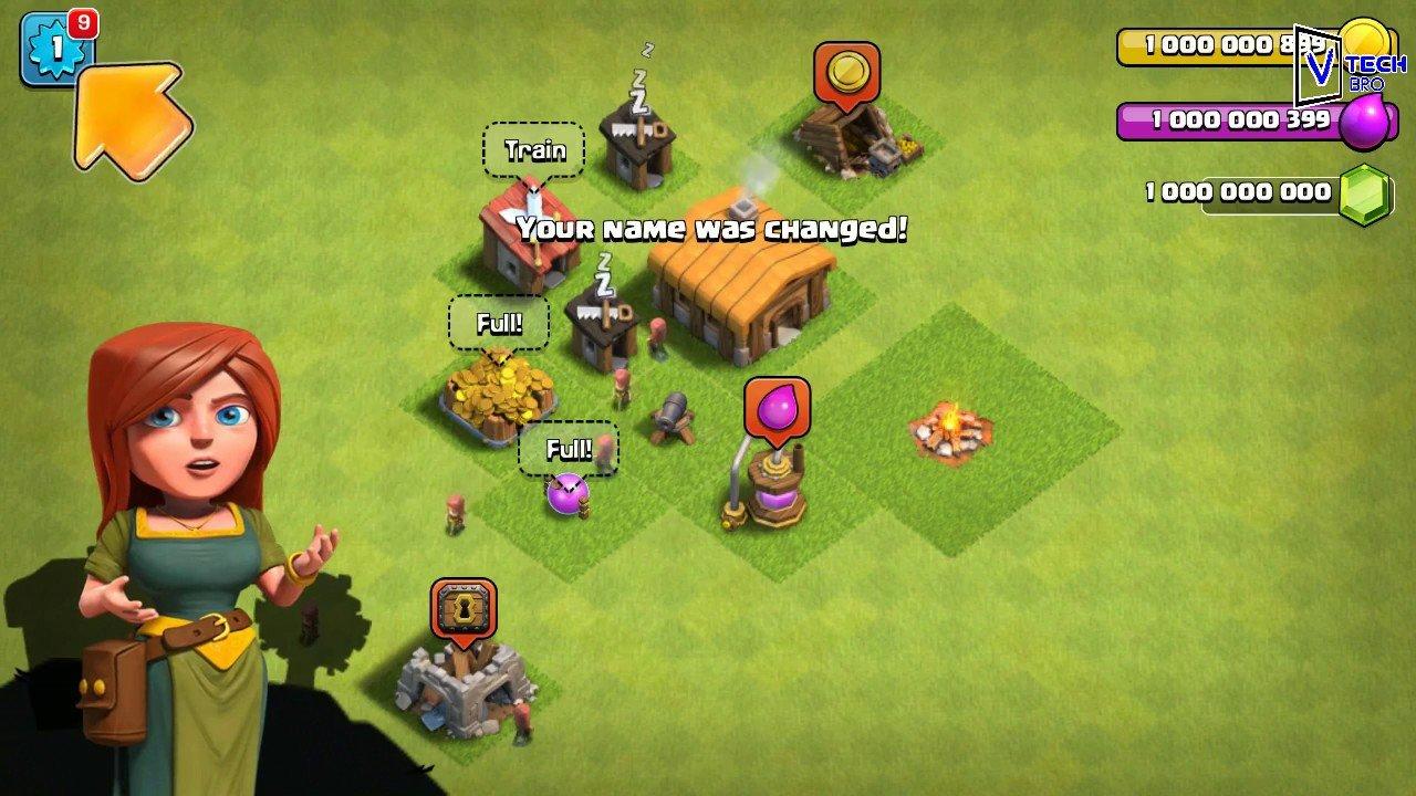 unlimited apk clash of clans