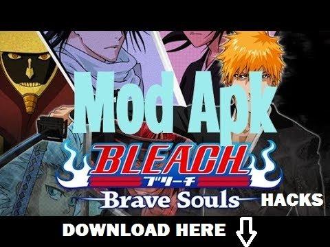 Download Bleach Brave Souls v5.2.2 APK MOD Unlimited Hack - 1