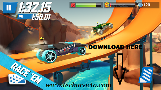 Download Hot Wheels Race Off MOD APK Unlimited 1.1.7261 - 2