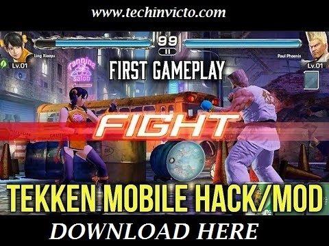 Download TEKKEN MOD APK + DATA Obb All Region Free 0.4 - 3