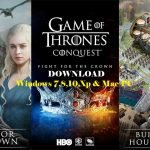 Game of Thrones Conquest forWindows 7,8,10,Xp & Mac PC - featured image