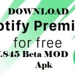 Download Spotify Music Premium v8.4.27.845 Beta MOD Apk - featured image