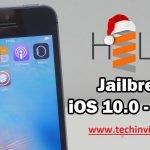 Jailbreak iOS 10.3.3 Using h3lix - featured image