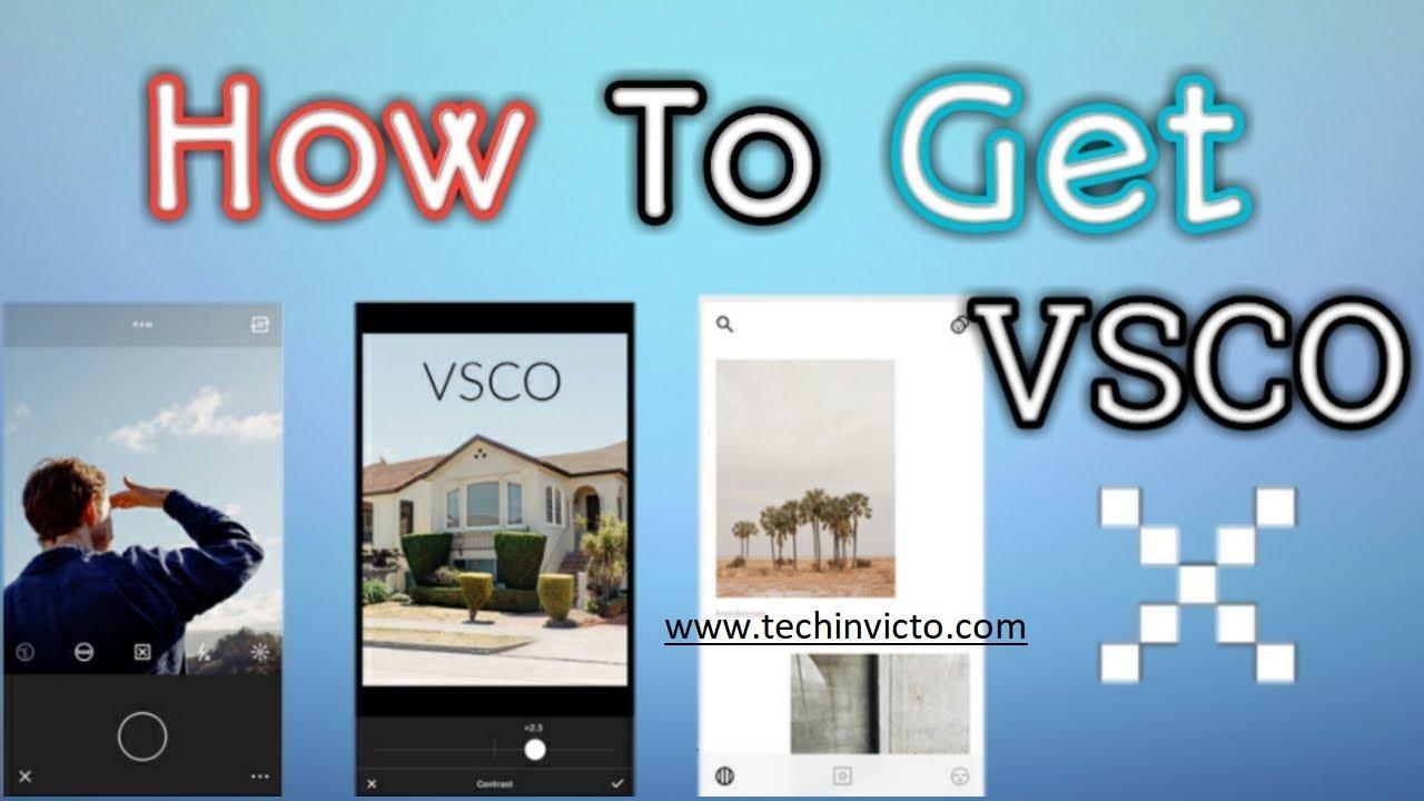 Download VSCO Cam® v41 Mod APK With All Filters - 1