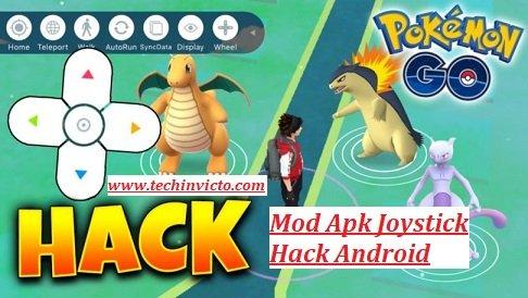pokemon go apk mod joystick 2019