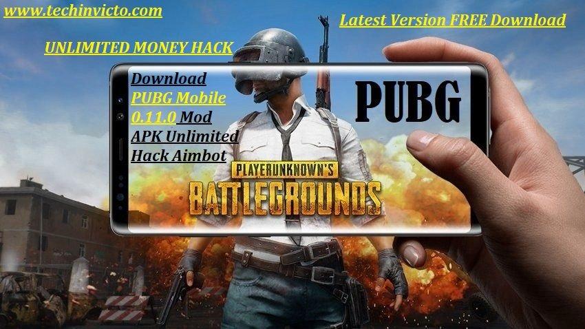 pubg mobile mod apk hack download unlimited money