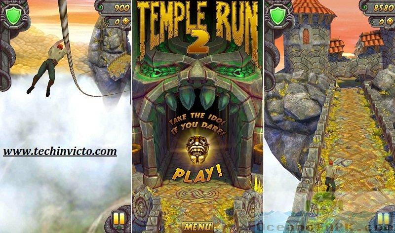 Temple Run 2 Mod Apk Unlimited Coins, Gems, Gold, Money 1 55 1 2019