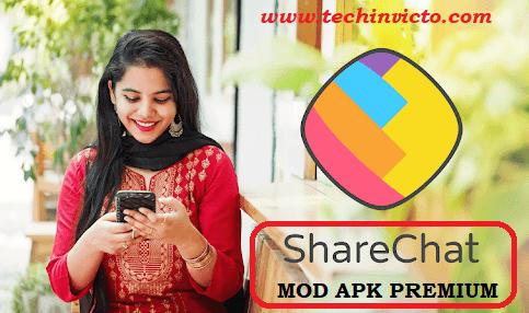 ShareChat Mod Apk Premium Desbloqueado Crack 13.6.0 - 02